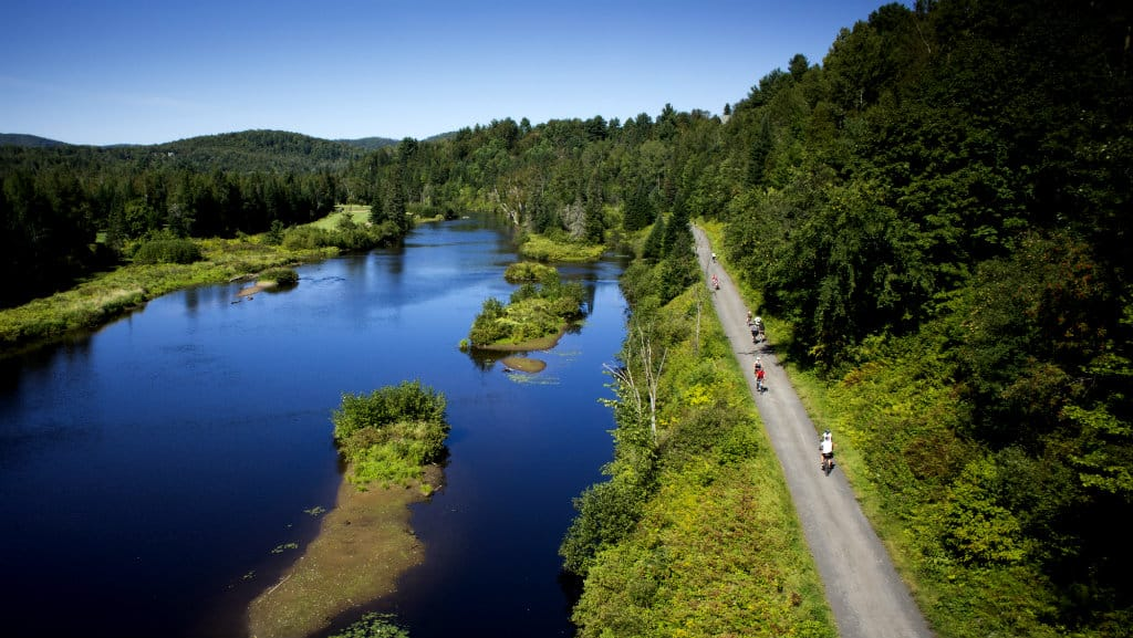Turismo Laurentinas en bici