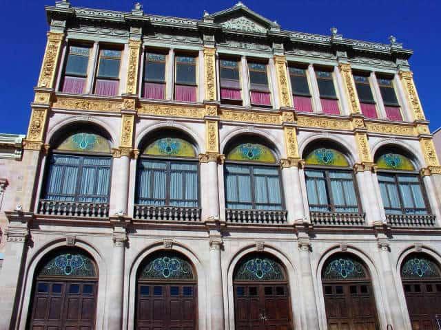 Zacatecas teatro calderon