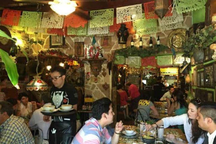 Zacatecas. Los Dorados