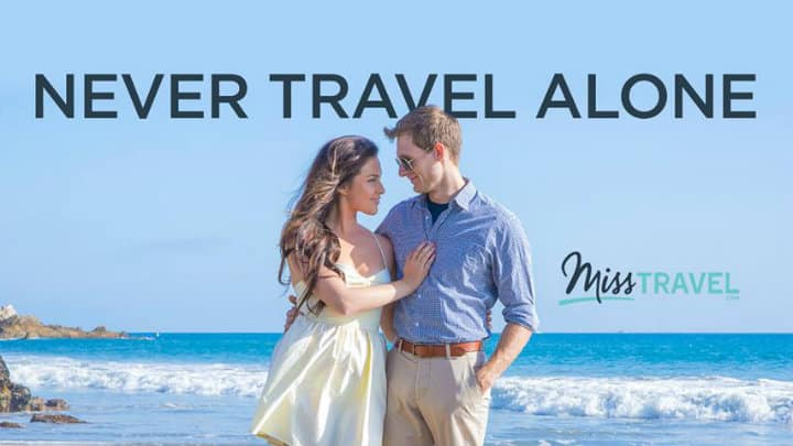 Miss Travel donde mujeres viajan gratis. Foto: Archivo