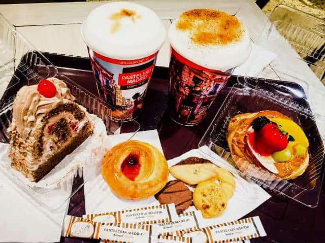 Panaderías en la Ciudad de México. Foto Archivo