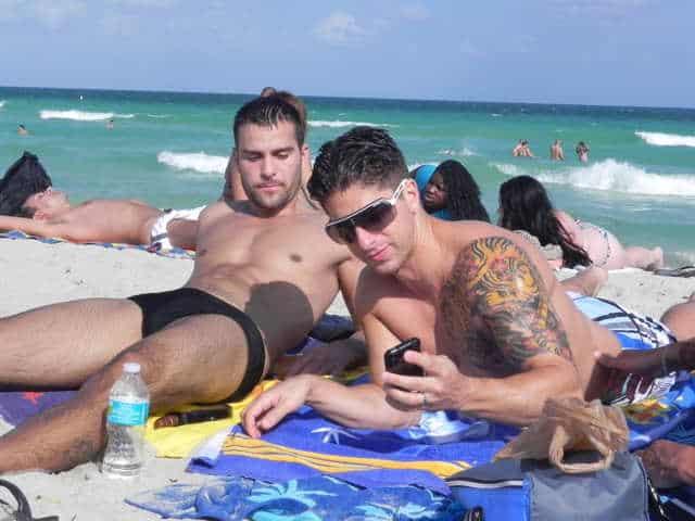 Sexo gay miami playa