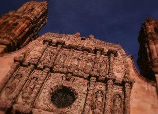 Zacatecas Catedral barroco