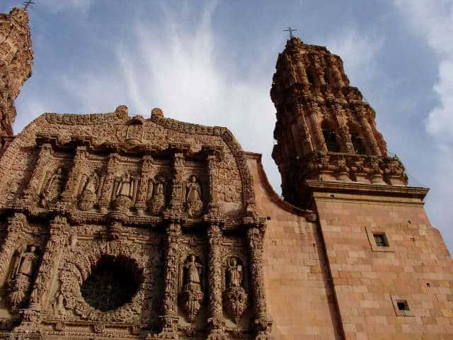 zacatecas catedral foto Carlos Enrique López
