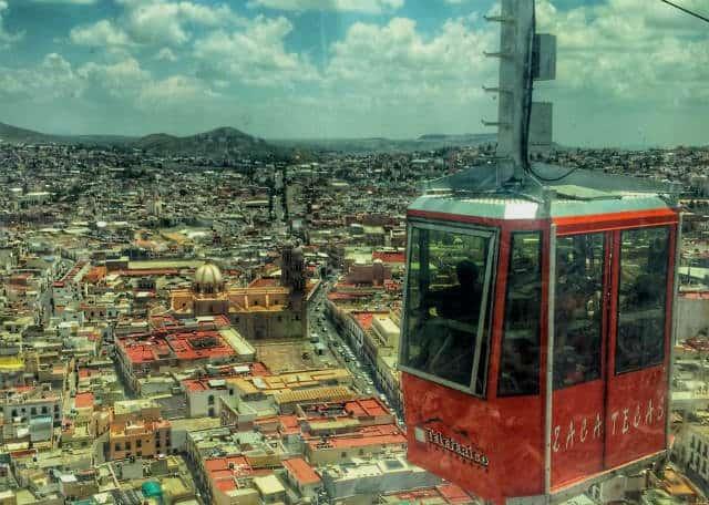 Zacatecas teleferico