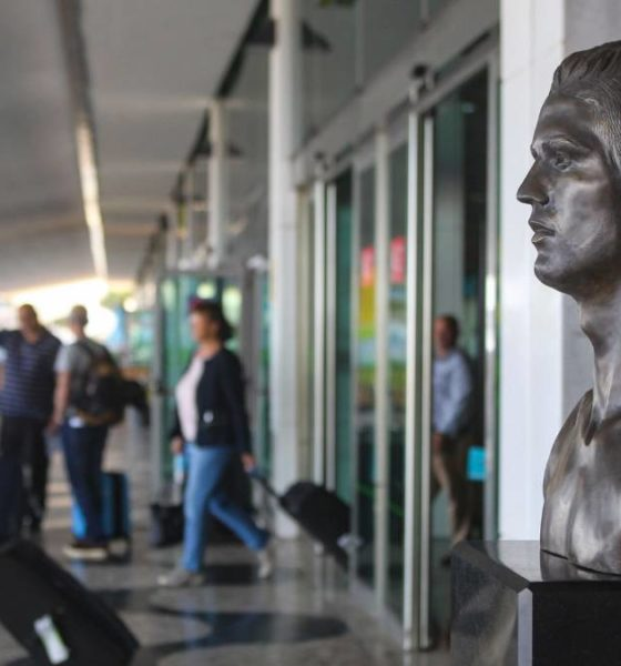 Diario AS Foto: Aeropuerto Cristiano Ronaldo