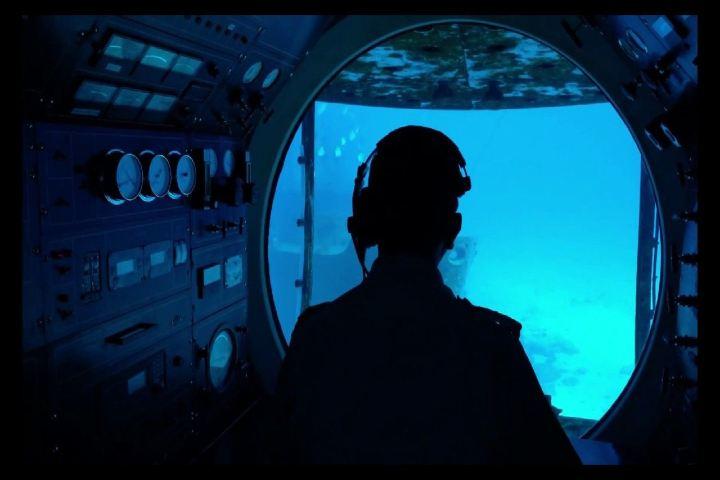 Pinterest Foto: Piloto de Submarino Atlantis