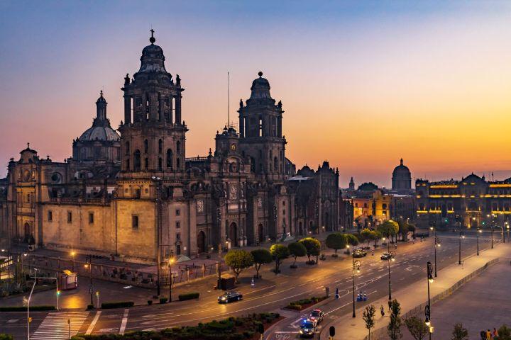 Alto Nivel Foto: Centro histórico
