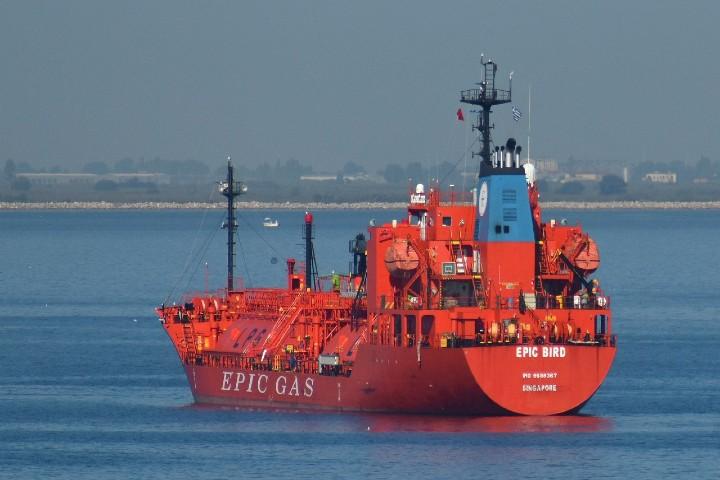 Barcos de carga. Foto: papazachariasa
