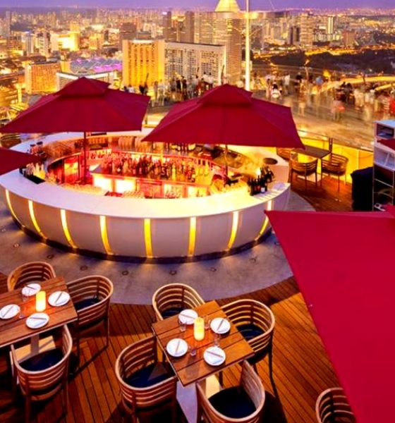 Ce La Vi, Singapore. Foto: Celavi.com