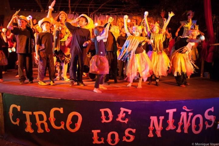 Circo de los Ninos. Foto: Noticias de Puerto Vallarta y la Región
