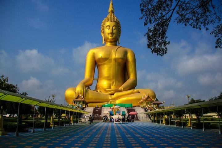 Gran Buda Sakayamunee. Foto: Pinterest