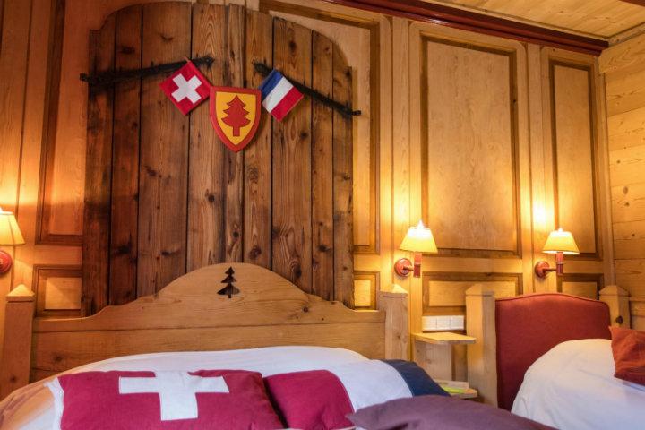 Hotel Arbez.Foto.Région du Léman.3