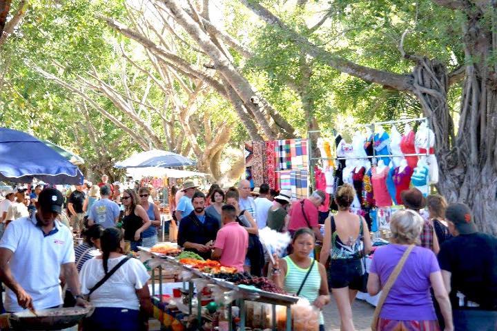 Mercado de Ceviches. Foto: Casa Mar Azul