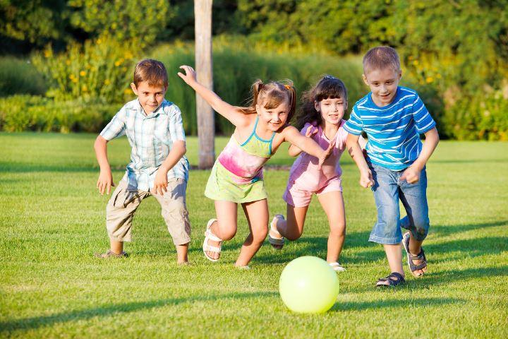 Mindic Foto: Vacaciones de verano para niños