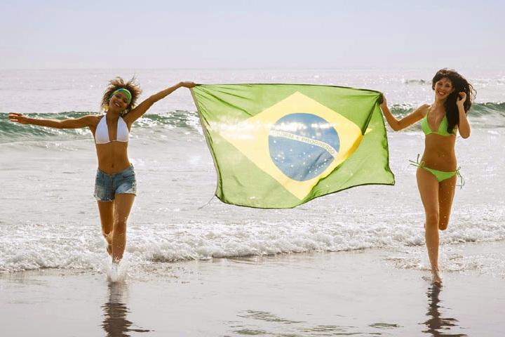 Playa Brasil. Foto_ HOLA! Fashion.