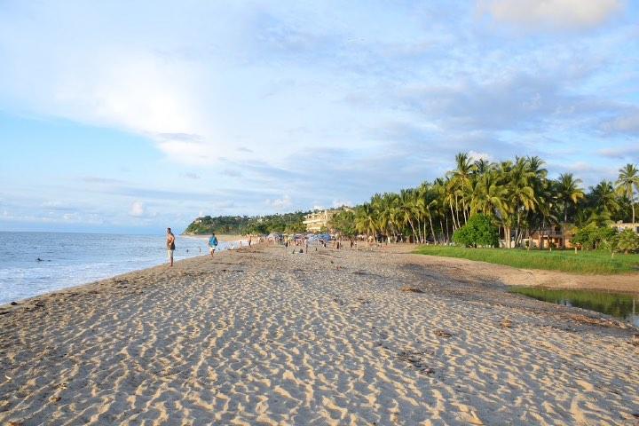 Playa San Pancho. Foto: Hostel San Pancho