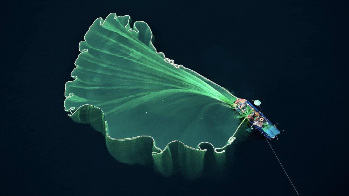 Portada.Espectaculares fotos desde un dron.Foto.Trung Pham