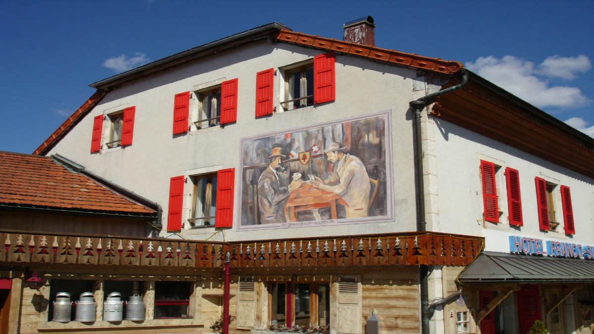 Portada.Hotel Arbez entre dos paises.Foto.Uniq Hotels