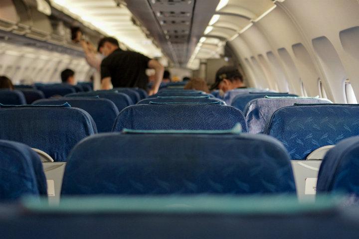 Qué pasa si alguien muere en un avión.Foto.Juno1412