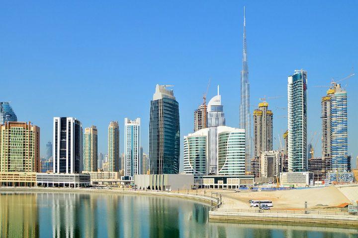 Rascacielos y Arquitectura en Dubái. Foto Paule Knete