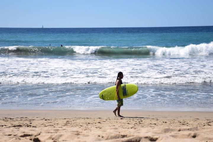 San Pancho Surf. Foto Surf Atlas