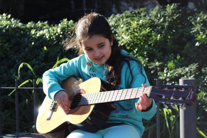 San Pancho guitarra. Foto: YouTube