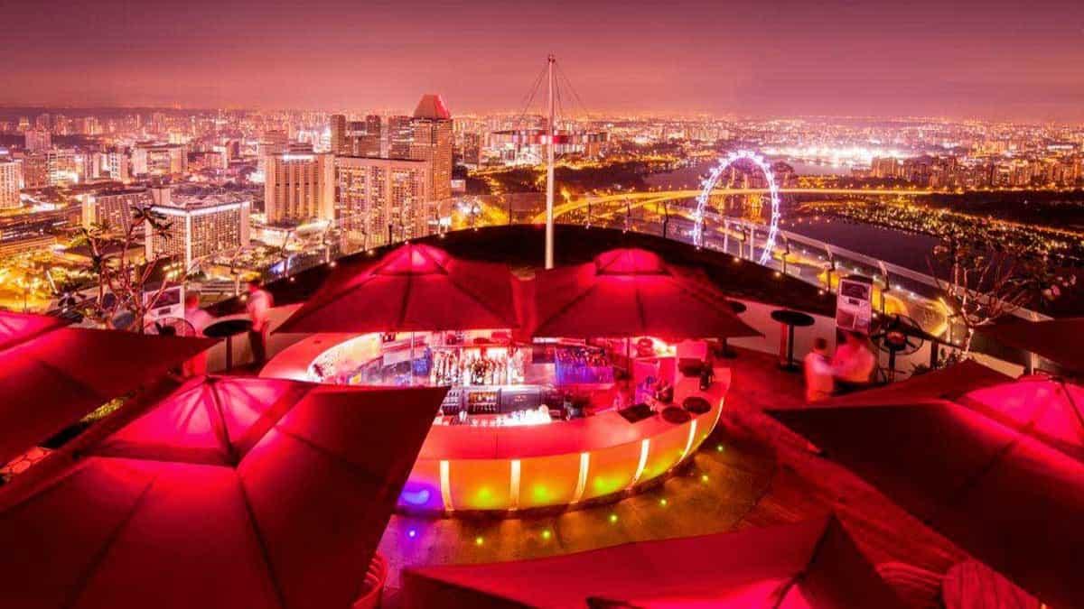 Una noche especial en el restaurante. Foto: okdiario.com
