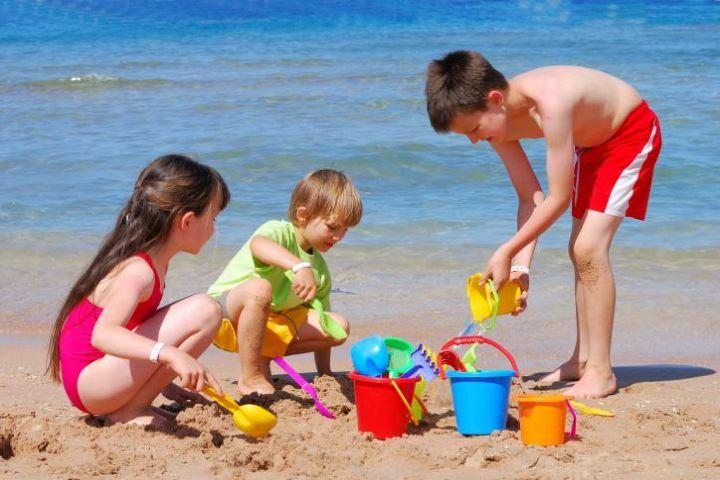VIX Foto: Vacaciones de verano para niños