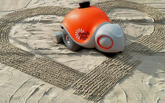 beachbot corazpon
