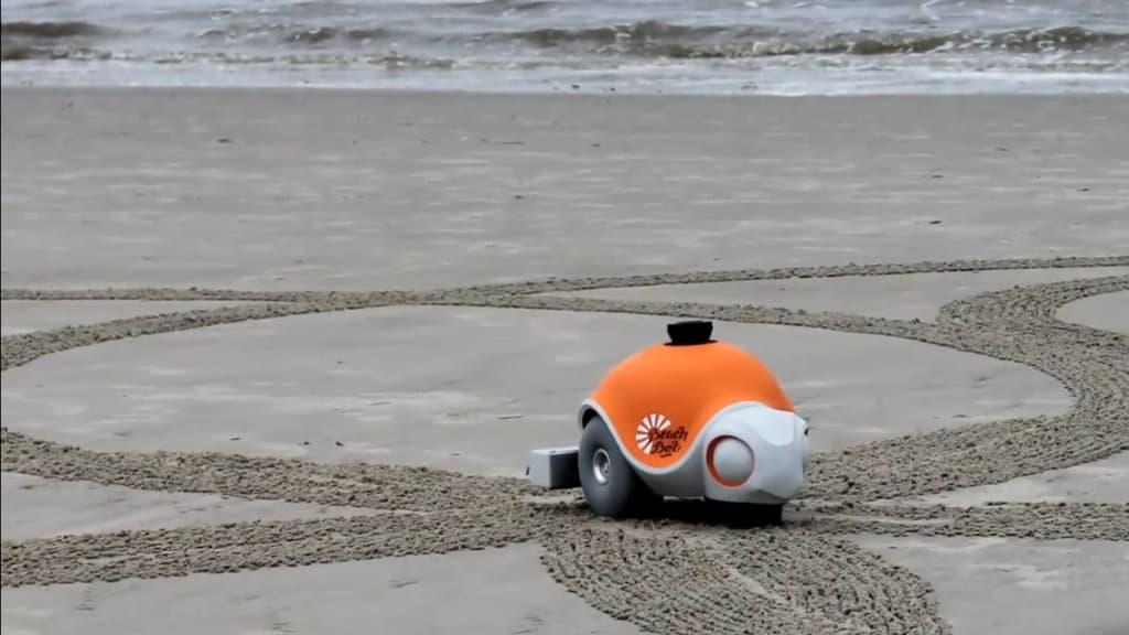 beachbot disney