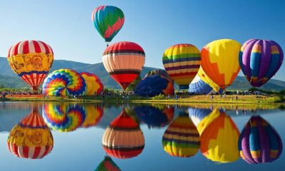 festival de globo aerotatico