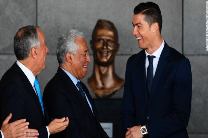 CNN Español Foto: Aeropuerto Cristiano Ronaldo