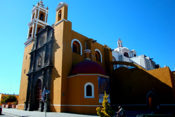Huamantla pueblo mágico en Tlaxcala