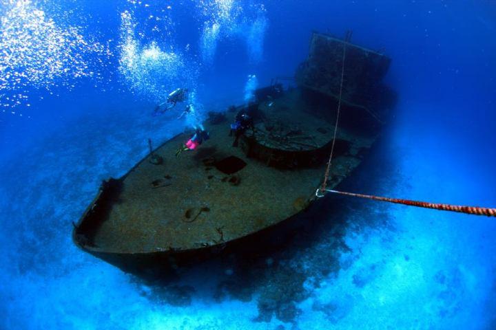 Dressel divers Foto: Felipe Xicoténcatl barco