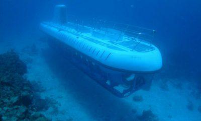 Submarino Atlantis Cozumel