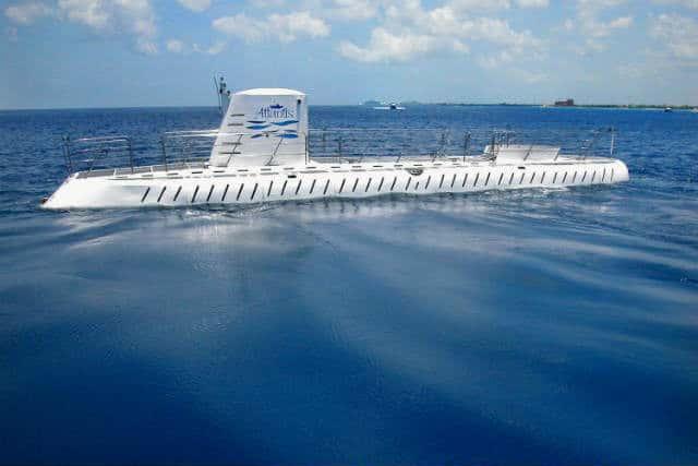 submarino atlantis cozumel 20