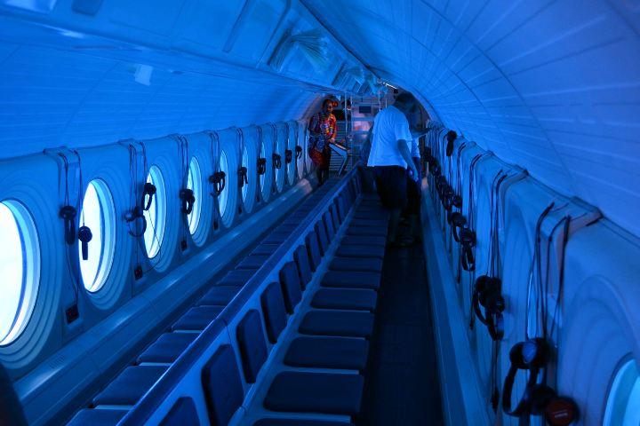 submarino-em-Honolulu blog boa vigem