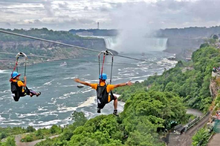 Cataratas del Niagara.