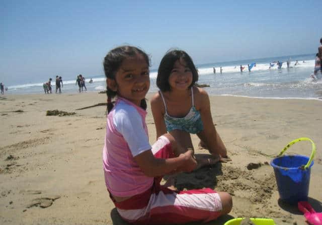 Unas vacaciones para los pequeños. Foto: Archivo