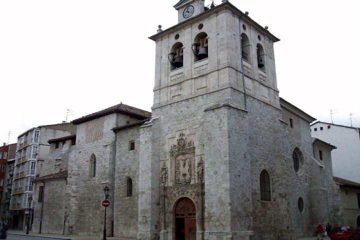 Urbipedia Foto: Iglesia de San Cosmé y San Damián