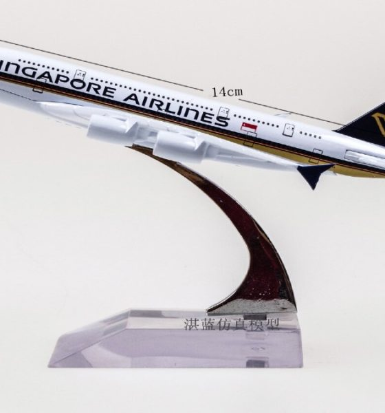 Singapore-airlines-detallados-aviones-a-escala-foto-BBC-1
