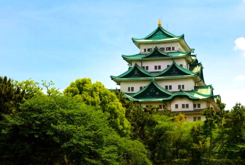 Castillo de Nagoya. Foto: MATCHA