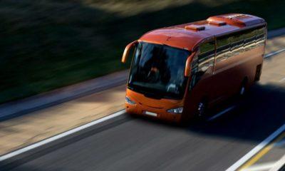 Comprar boletos de autobus en línea, Dónde comprarlos. Autobus portada. Imagen. Archivo