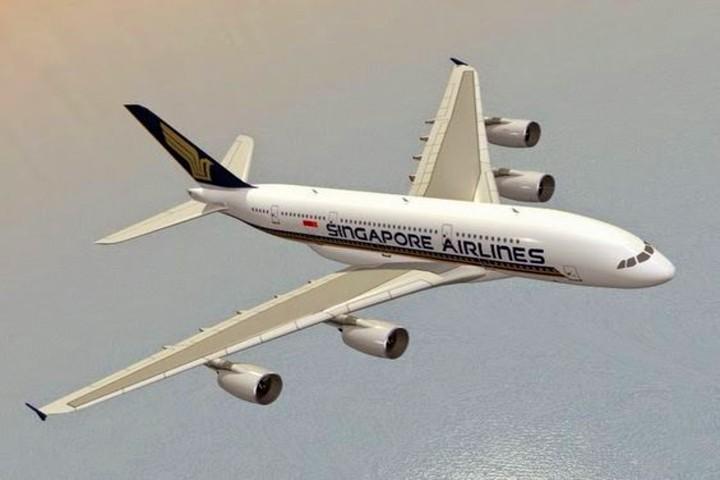 Detallados aviones a escala. Foto Pinterest.