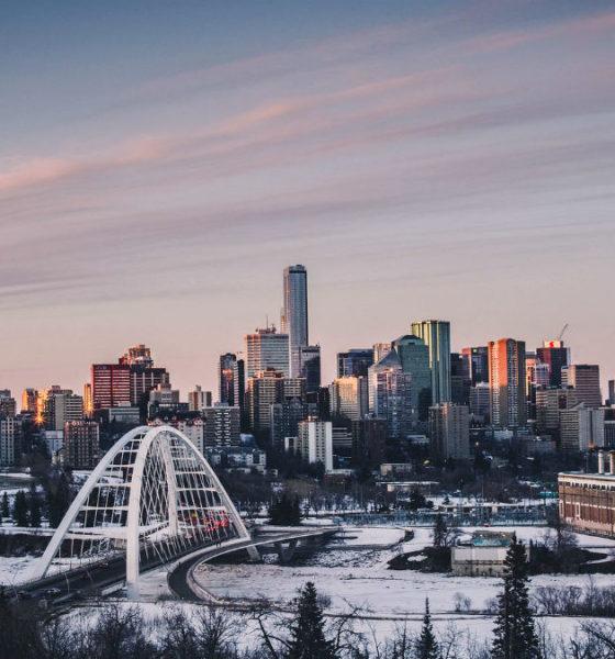 Mejor época para visitar Edmonton Canadá. Foto por pinterest.