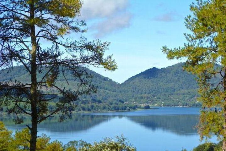 El lago del espejo. Foto Housecarers.