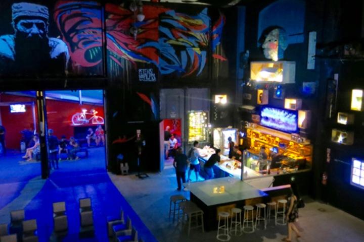 FAC Fábrica de Arte Cubano. Foto:Guía Cuba