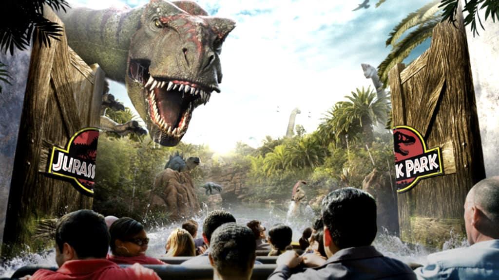 Jurassic Park Hollywood