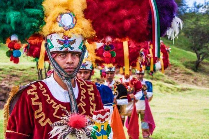 Las tradiciones de Zaachila son únicas. Foto Sucedioenoaxaca.